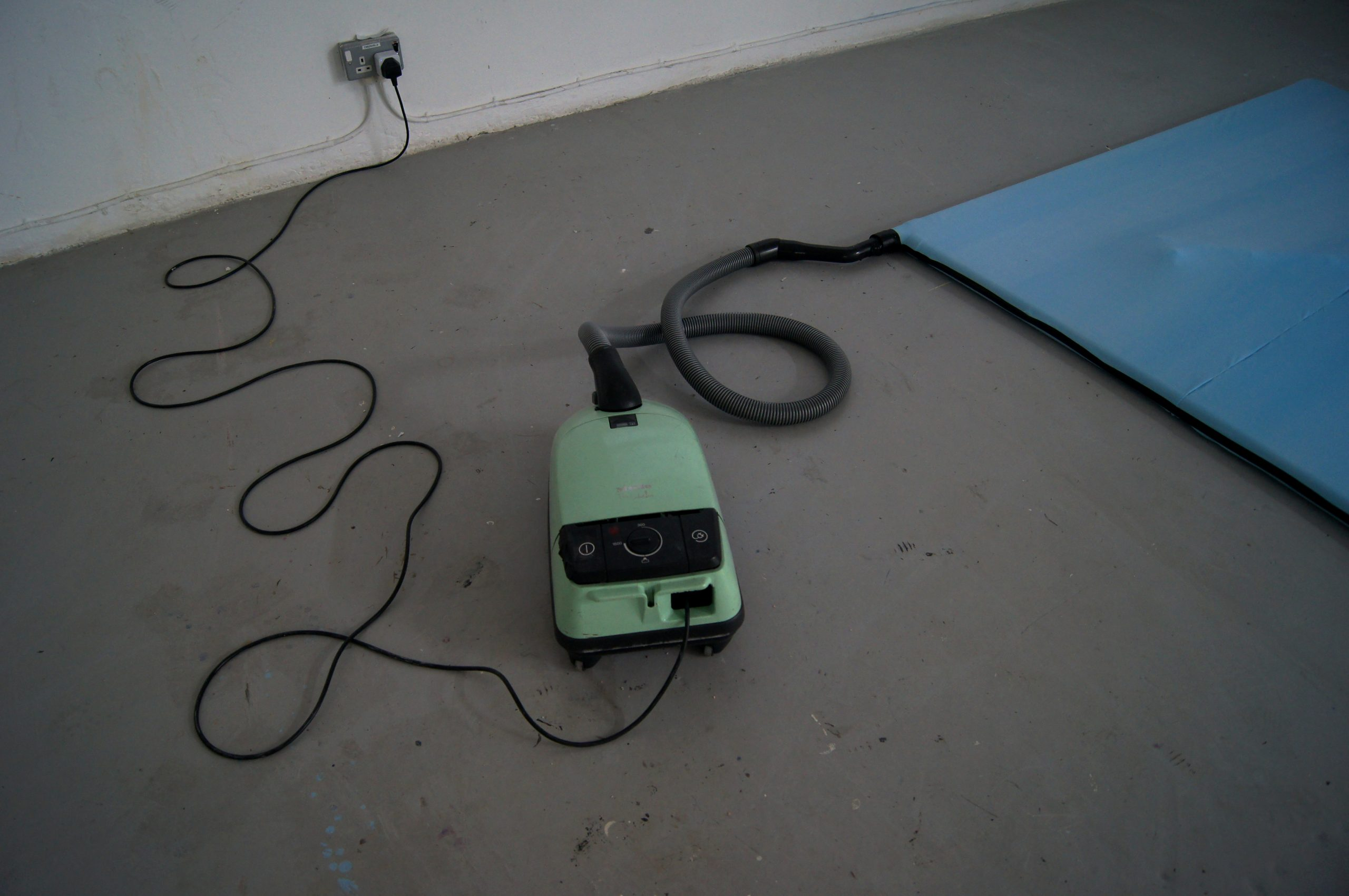 hoover and synthetic latex