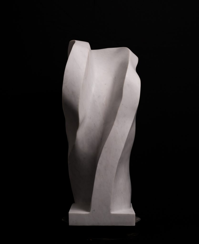 Image of a carved marble sculpture