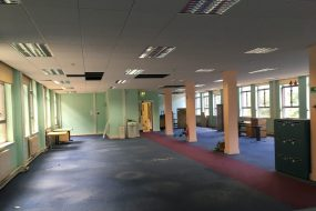 Image of the studio space in St Annes