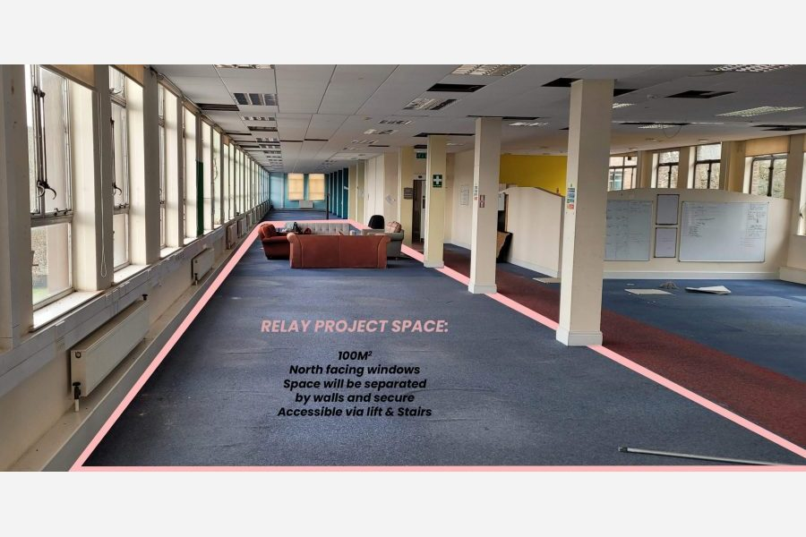 RELAY Project Space Outline